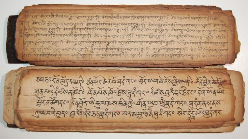 Tibetan pechas Flourish: A 12 Week Online Class With Erin