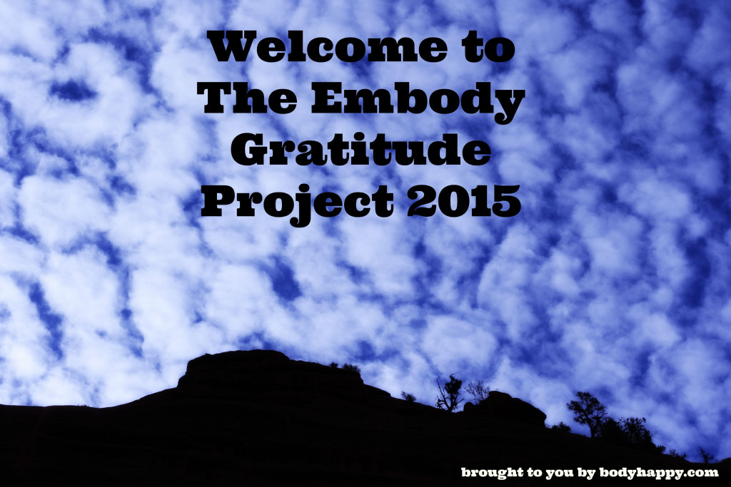 How do you wake up? + The Embody Gratitude Project Returns