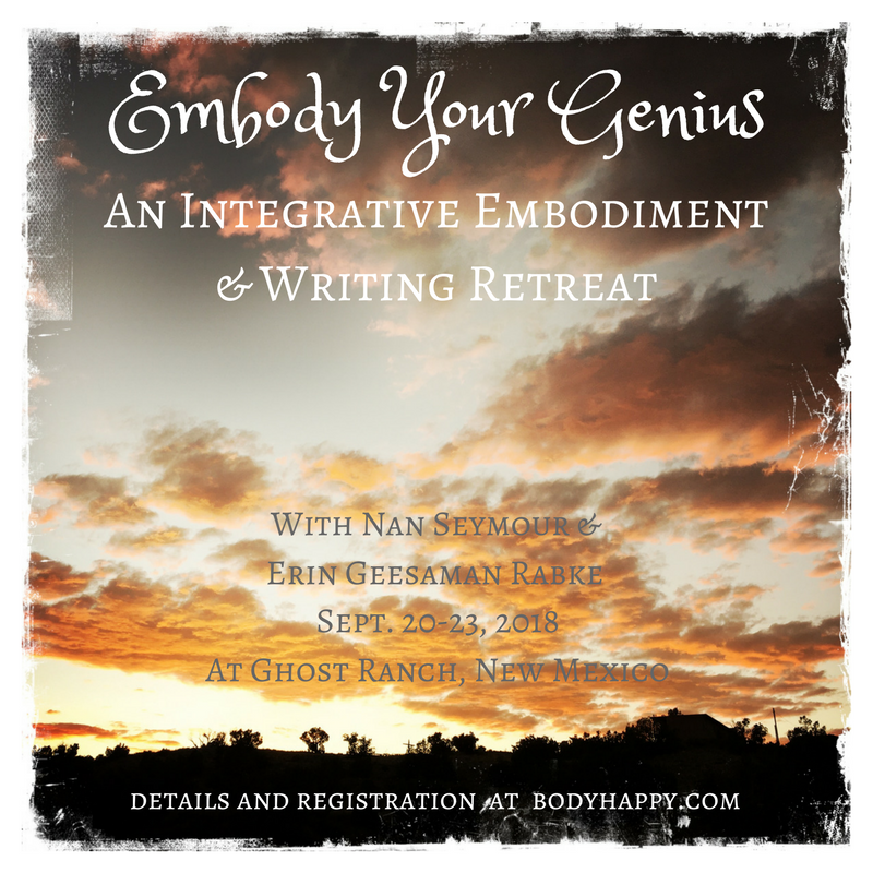 Embody Your Genius An Embodiment & Writing Retreat at Ghost Ranch, NM