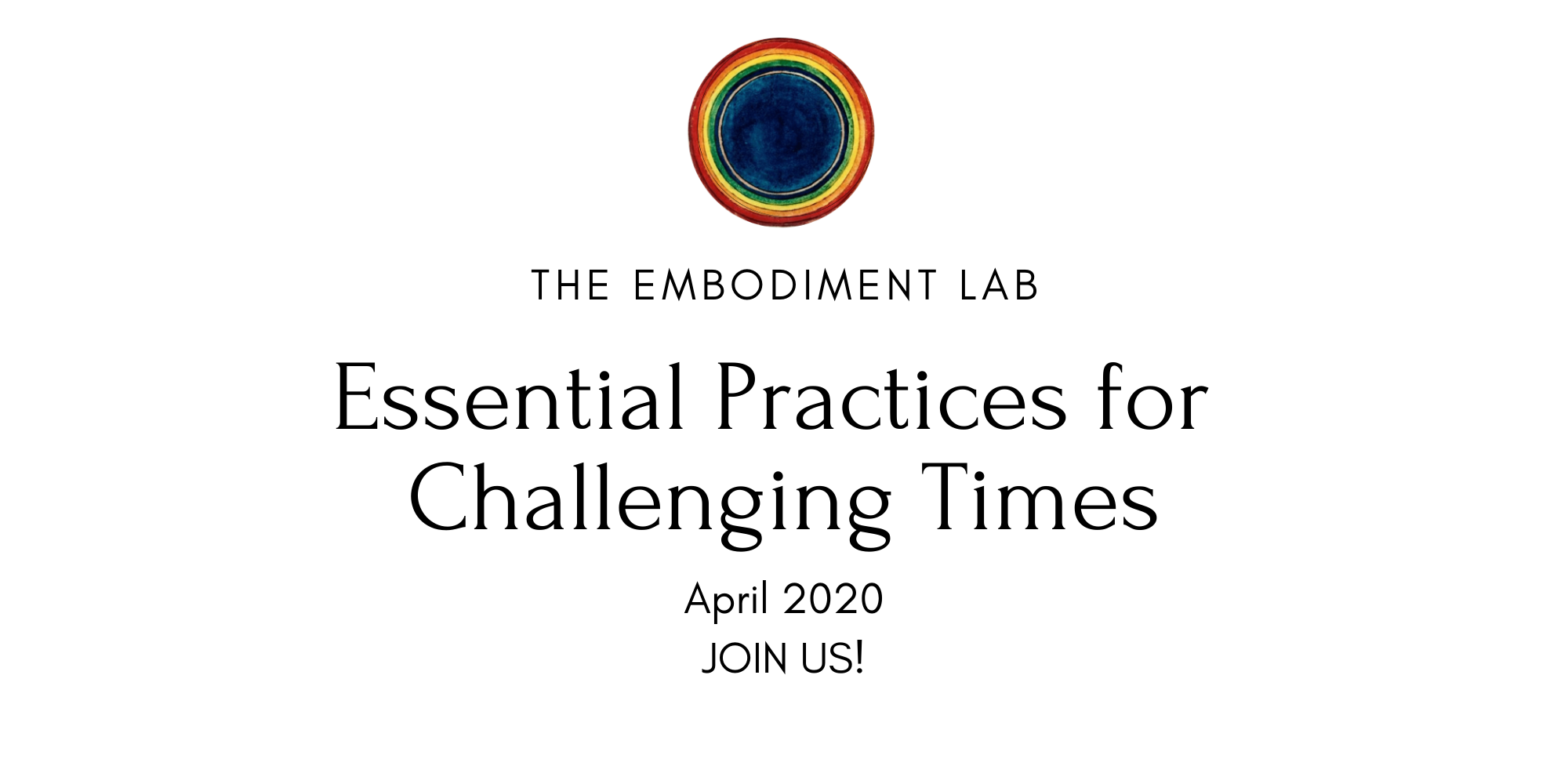 Copy of EMBODIMENT MATTERS MONTHLY THEME